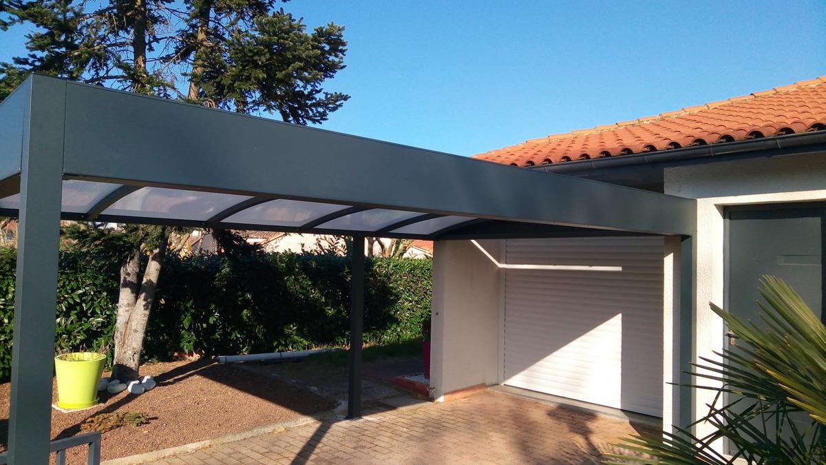 Installation d'un Carport à Toulouse